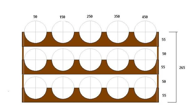 mission wine rack plans