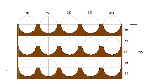 how to build wood wine rack